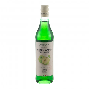 ODK Green Apple Syrup